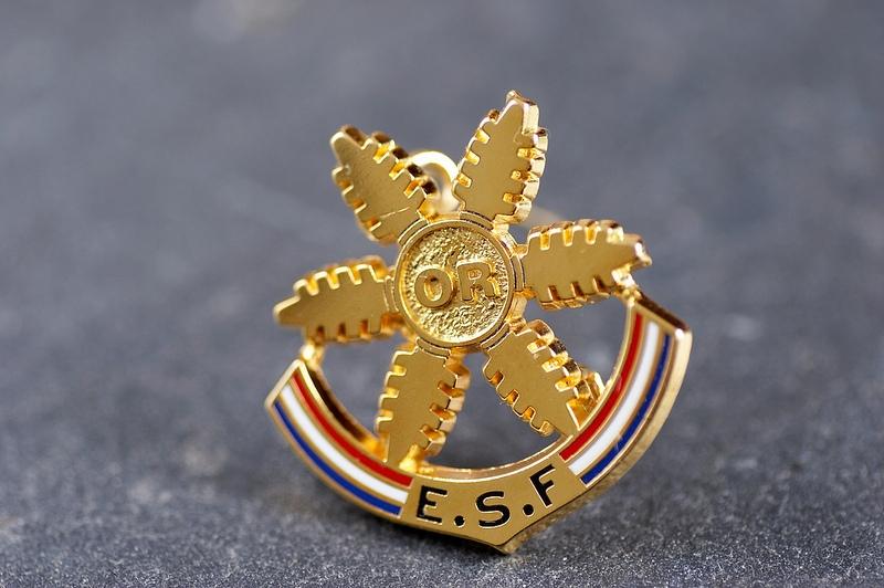 Passage et remise des médailles mercredi 4 avril 2018